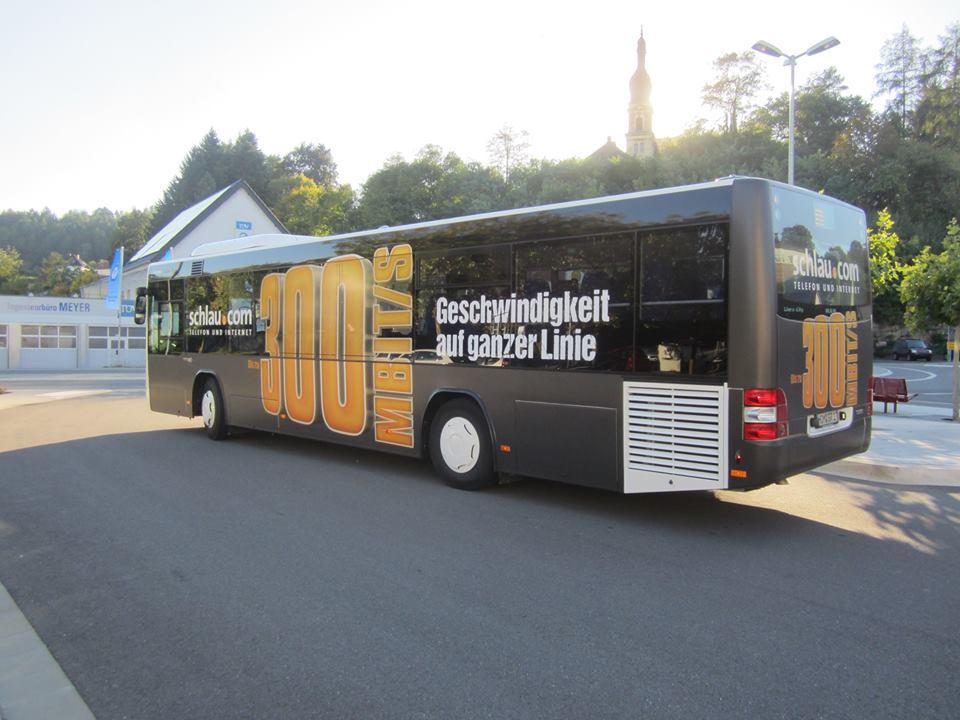 Linienbus Blieskastel - Gassert Reisen