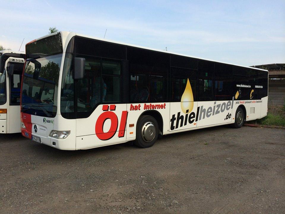 Linienbus Blieskastel