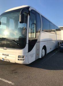 Busse Blieskastel - Setra Luxusreisebusse