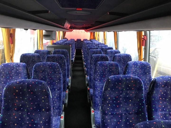 Reisebus Ausstattung Gassert Reisen