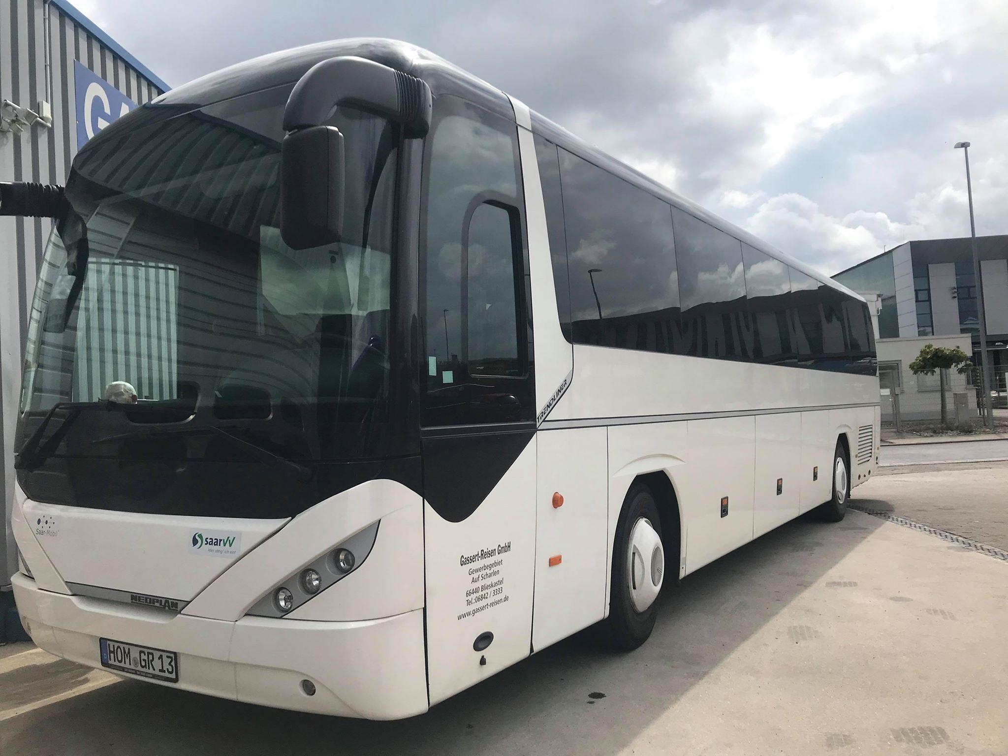 Busse von Gassert Reisen